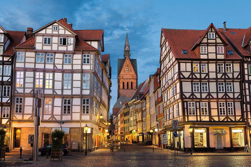 Citytrip naar Hannover