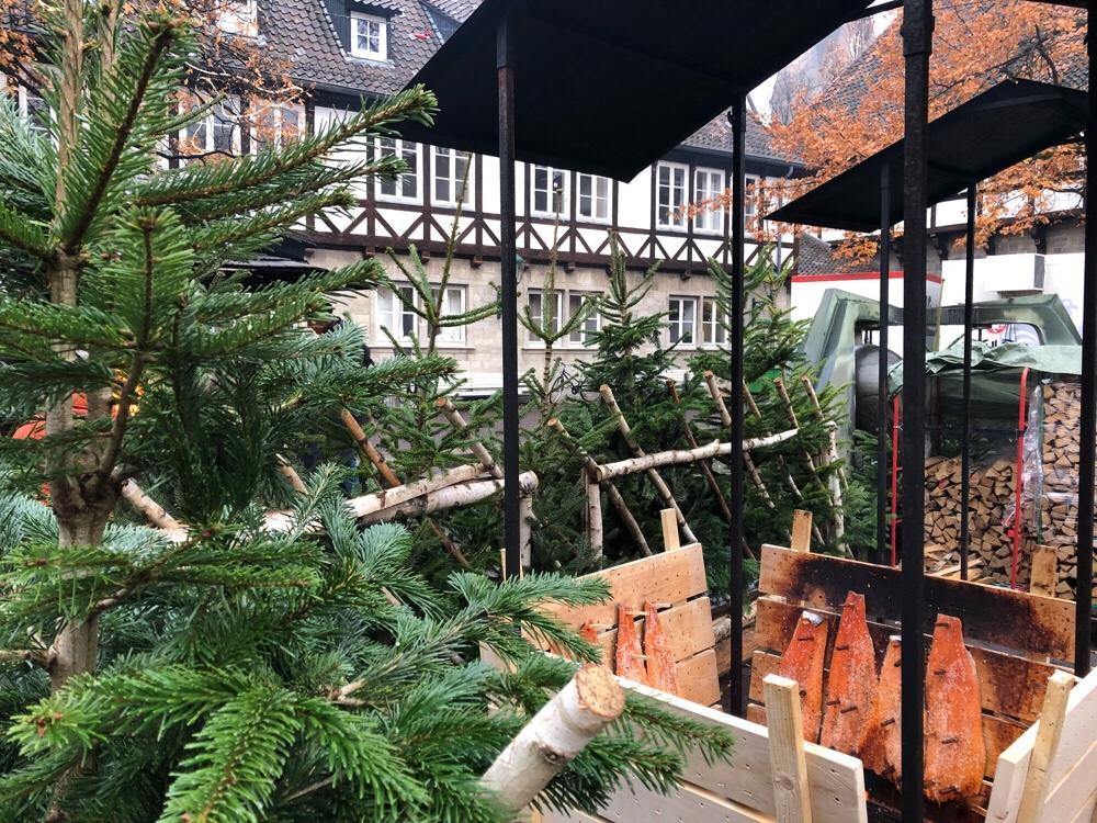 Finse kerstmarkt Hannover