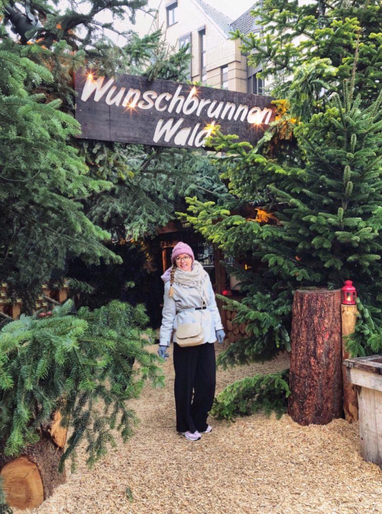 Wunschbrunnenwald Hannover
