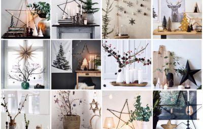 inspiratie voor kersthoekje