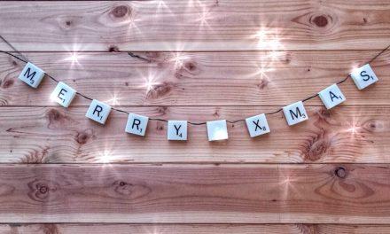 Winnen: 2x geweldig Scrabble lichtsnoer