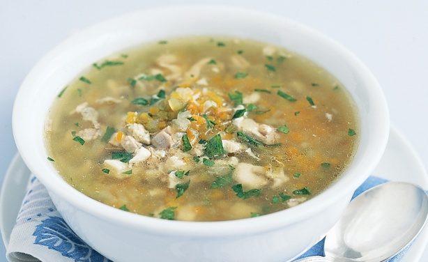 Slowcooker recept: kippensoep tegen griep