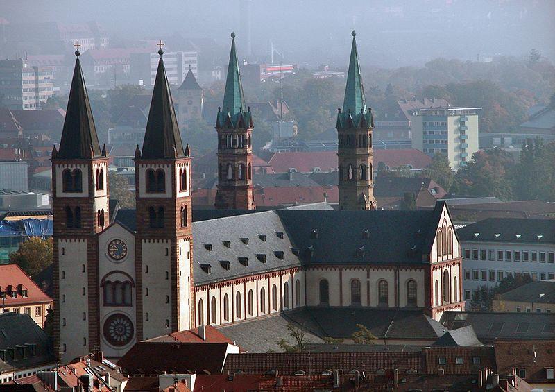 Dom in Wurzburg
