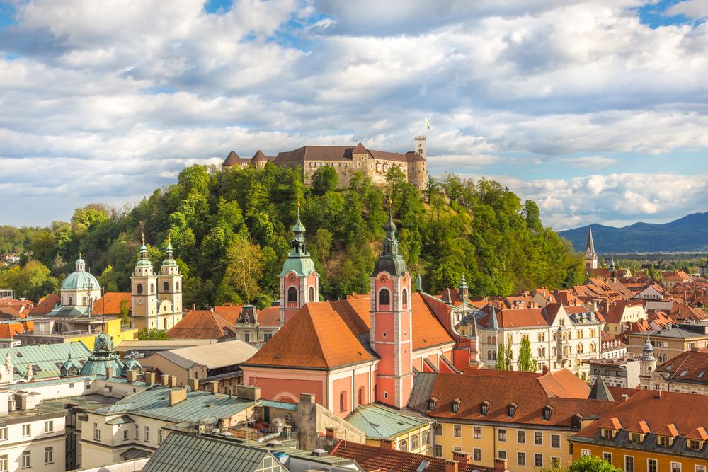 hotspots in Ljubljana