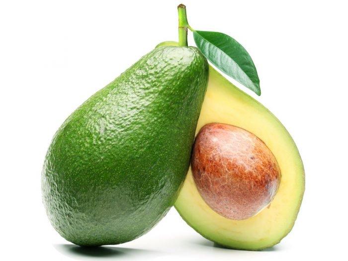 afvallen met avocado