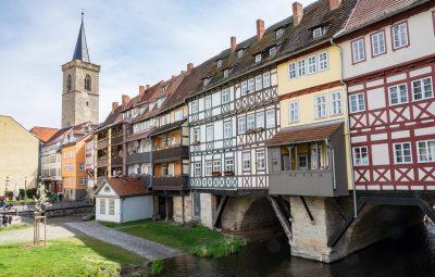 kramerbrug Erfurt
