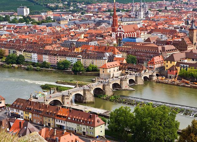 Wurzburg brug