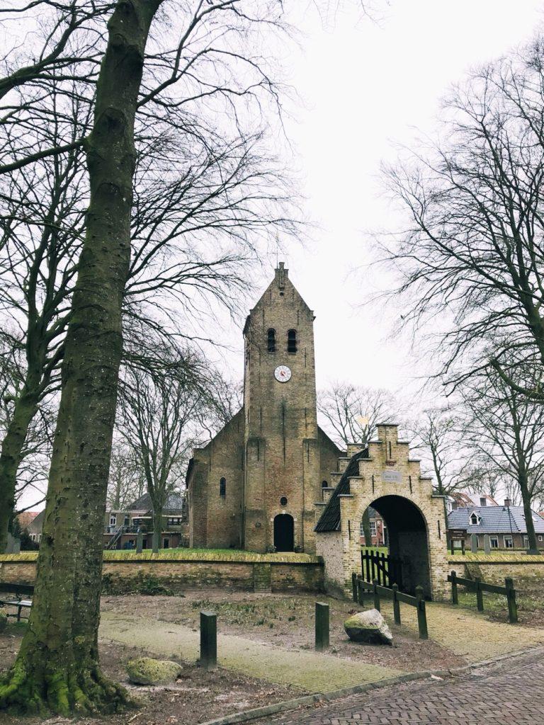 Kerkje Oldeberkoop