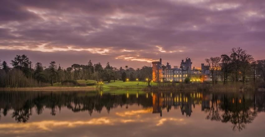 Dromoland castle in graafschap Clare