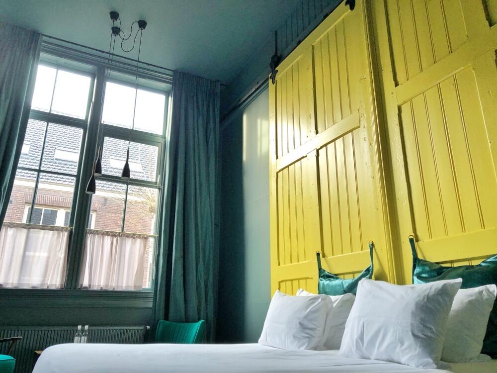 Hotel Staats in Haarlem