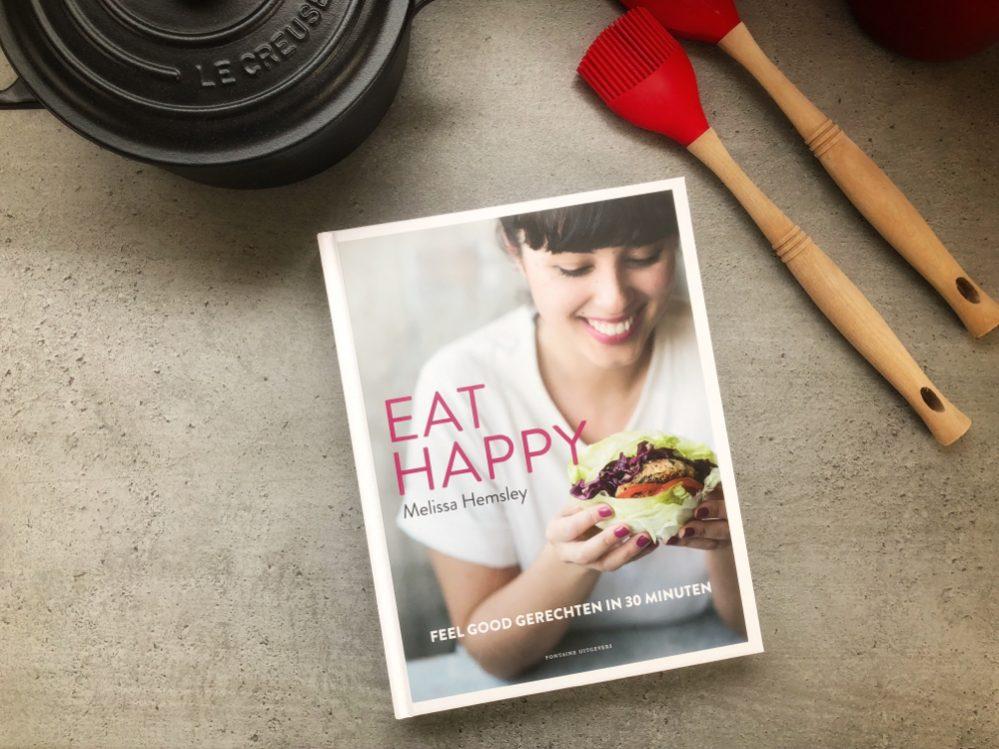 eat happy kookboek