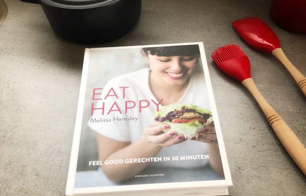 Winnen: 2x Eat Happy boek van Melissa Hemsley