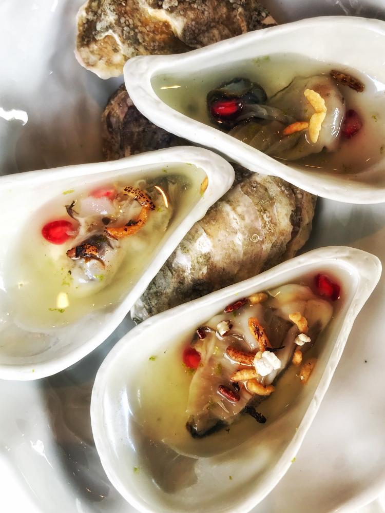 oesters DeRozario