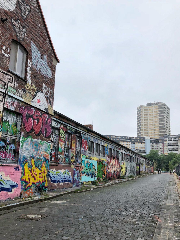 Streetart Hannover