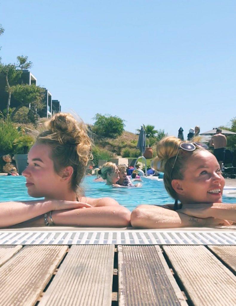 zwembad martinhal Sagres