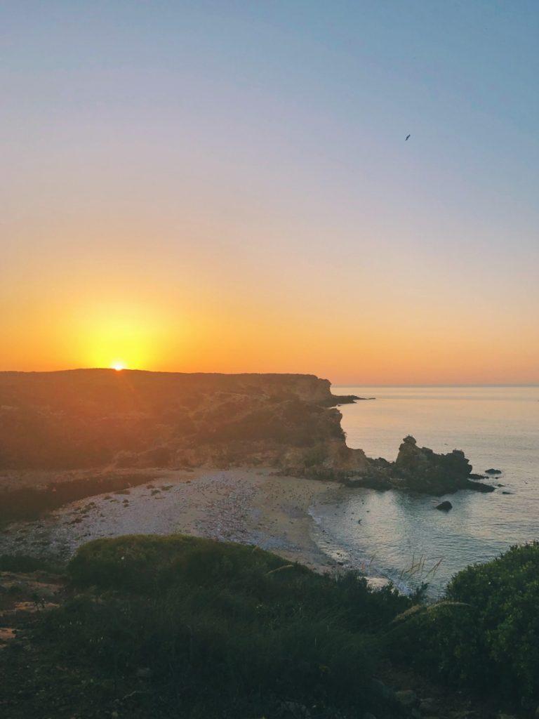 sunrise Sagres