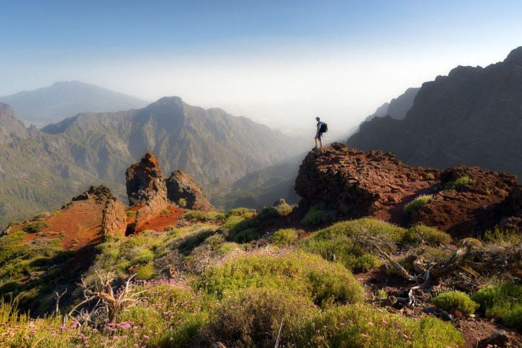 wandelen op La Palma