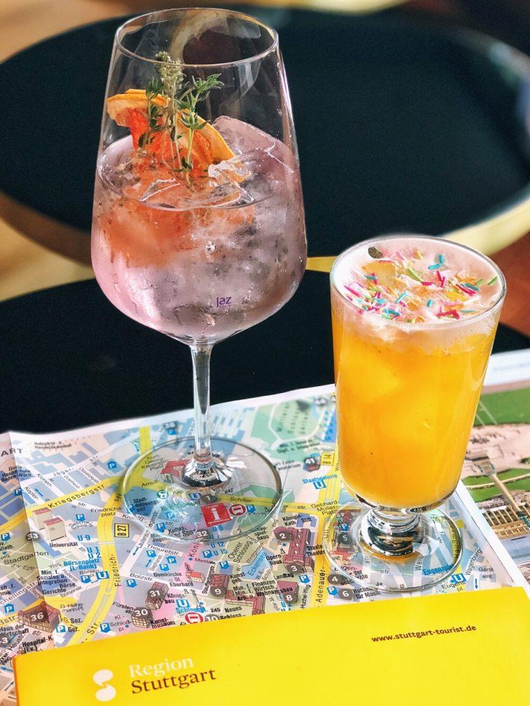 cocktails in Stuttgart