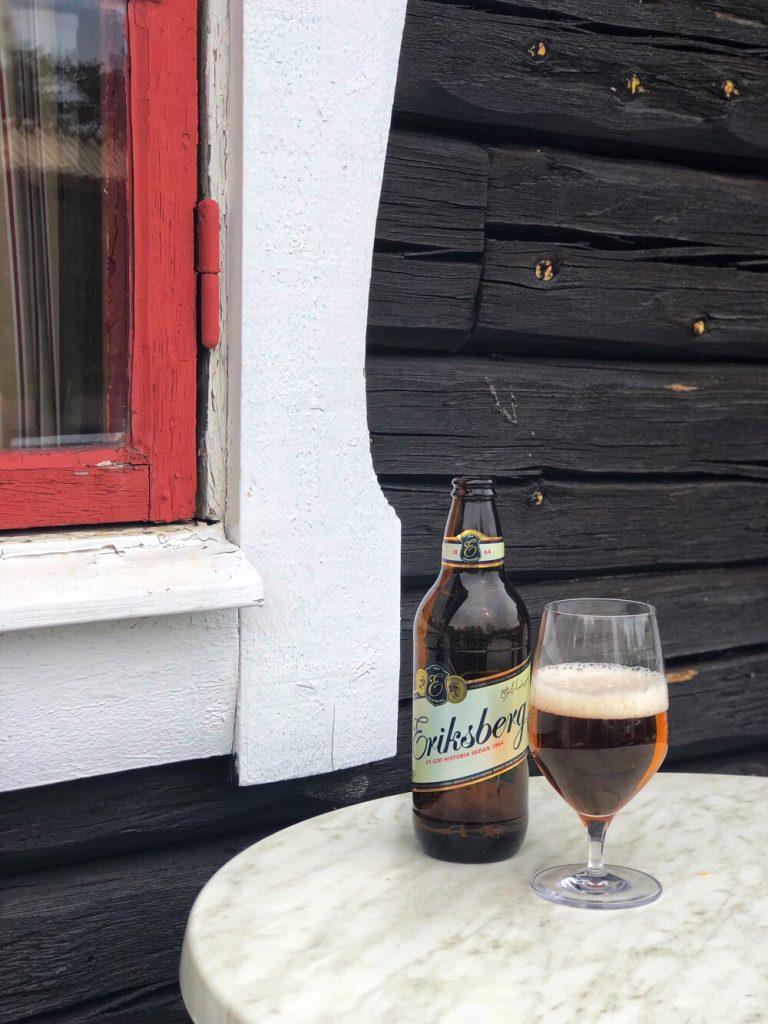 Zweeds biertje