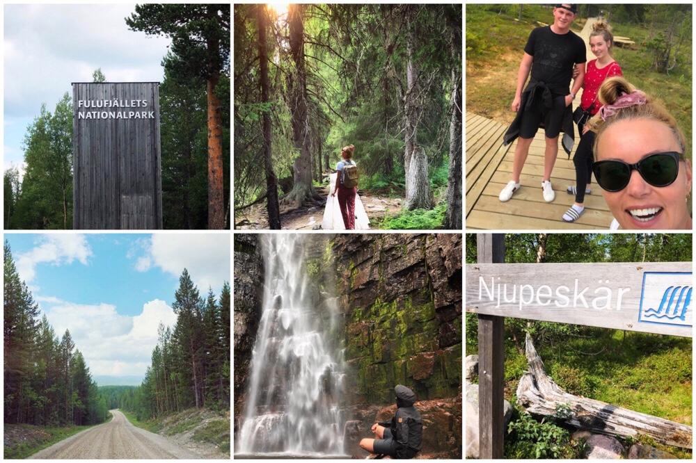 Zwedentip: park Fulufjallet