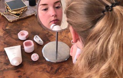 Carmen Sonic Facial Cleansing Brush