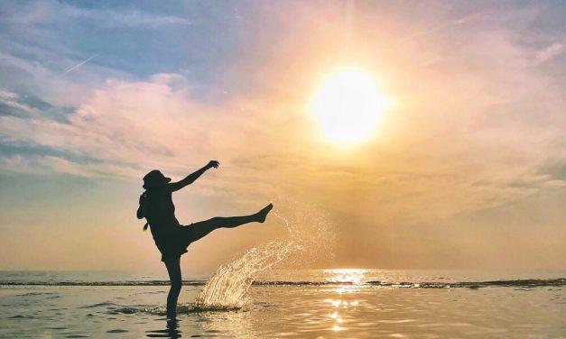 10x de mooiste zonsondergangen bij ons strandhuisje (2018)