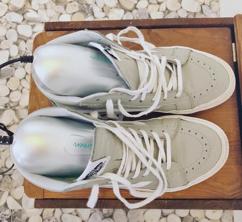 schoenen UV lamp