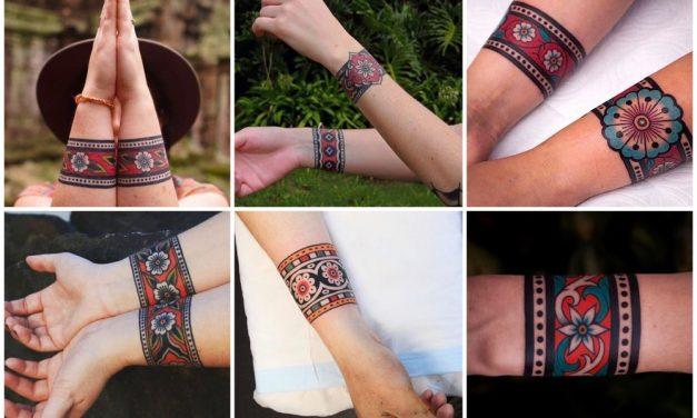 12x cuff tattoos van Vic James
