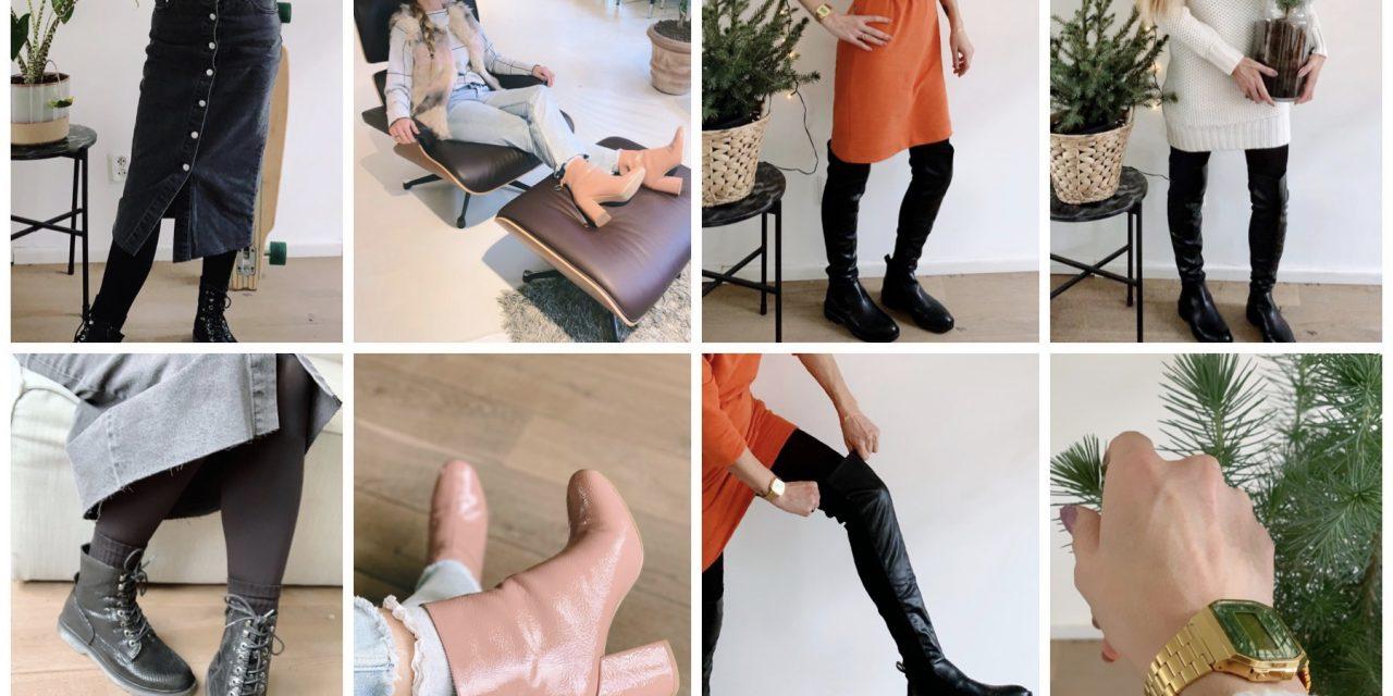 Outfitpost #45: jurkjes en overknee laarzen