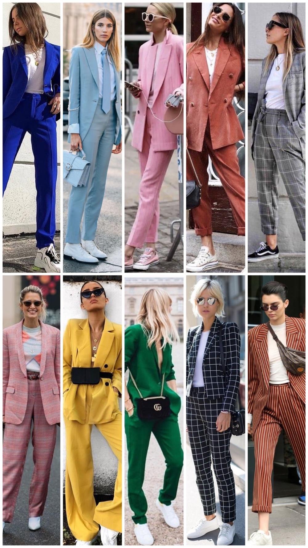 Fashiontrend: het damespak