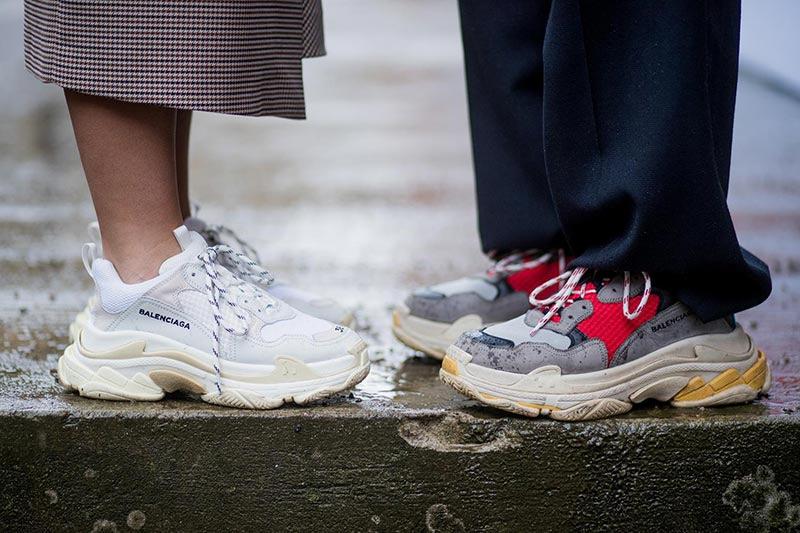 """Fashionpost #50: hoe combineer je """"DAD sneakers"""""""