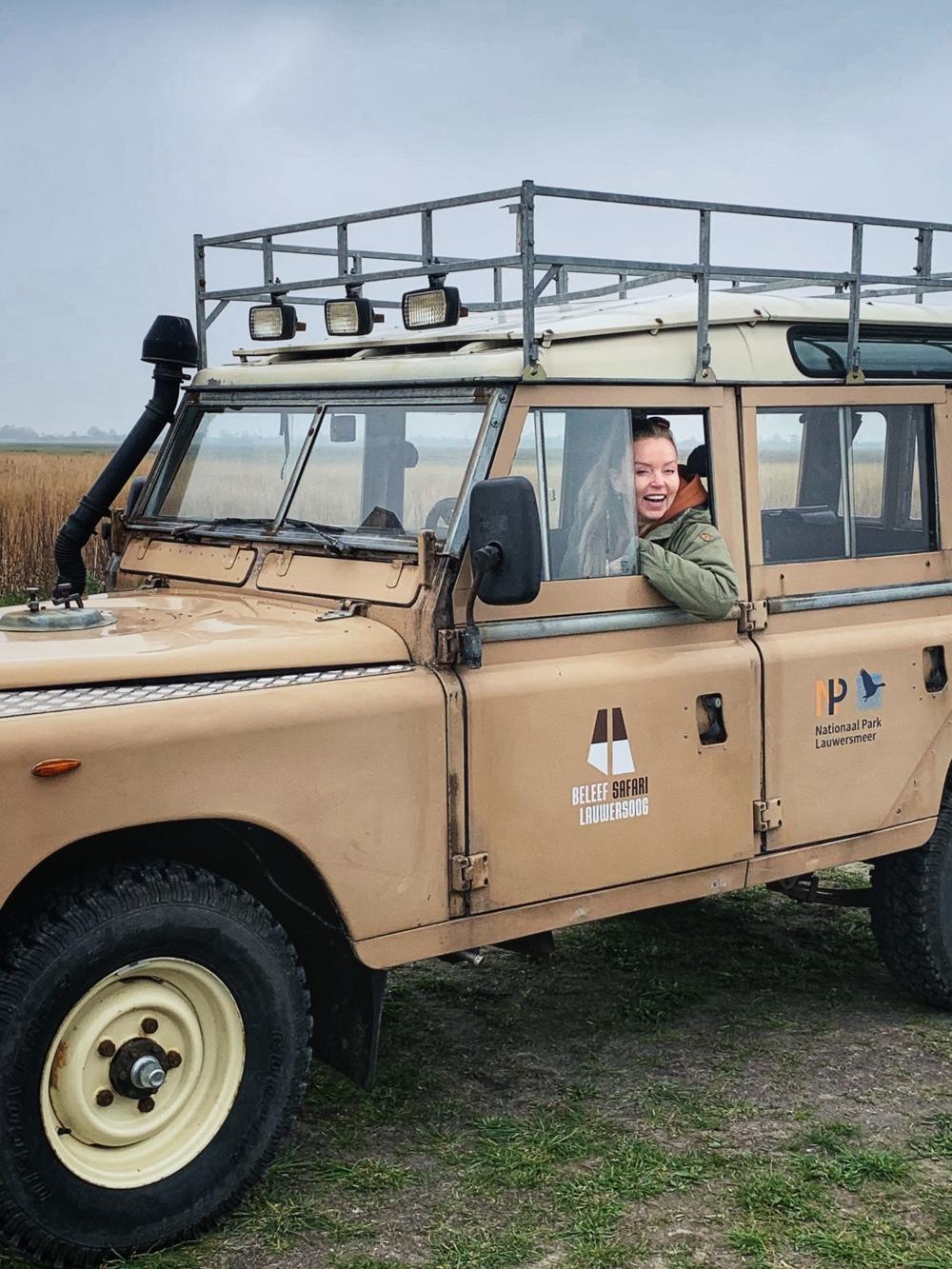 safari Lauwersoog