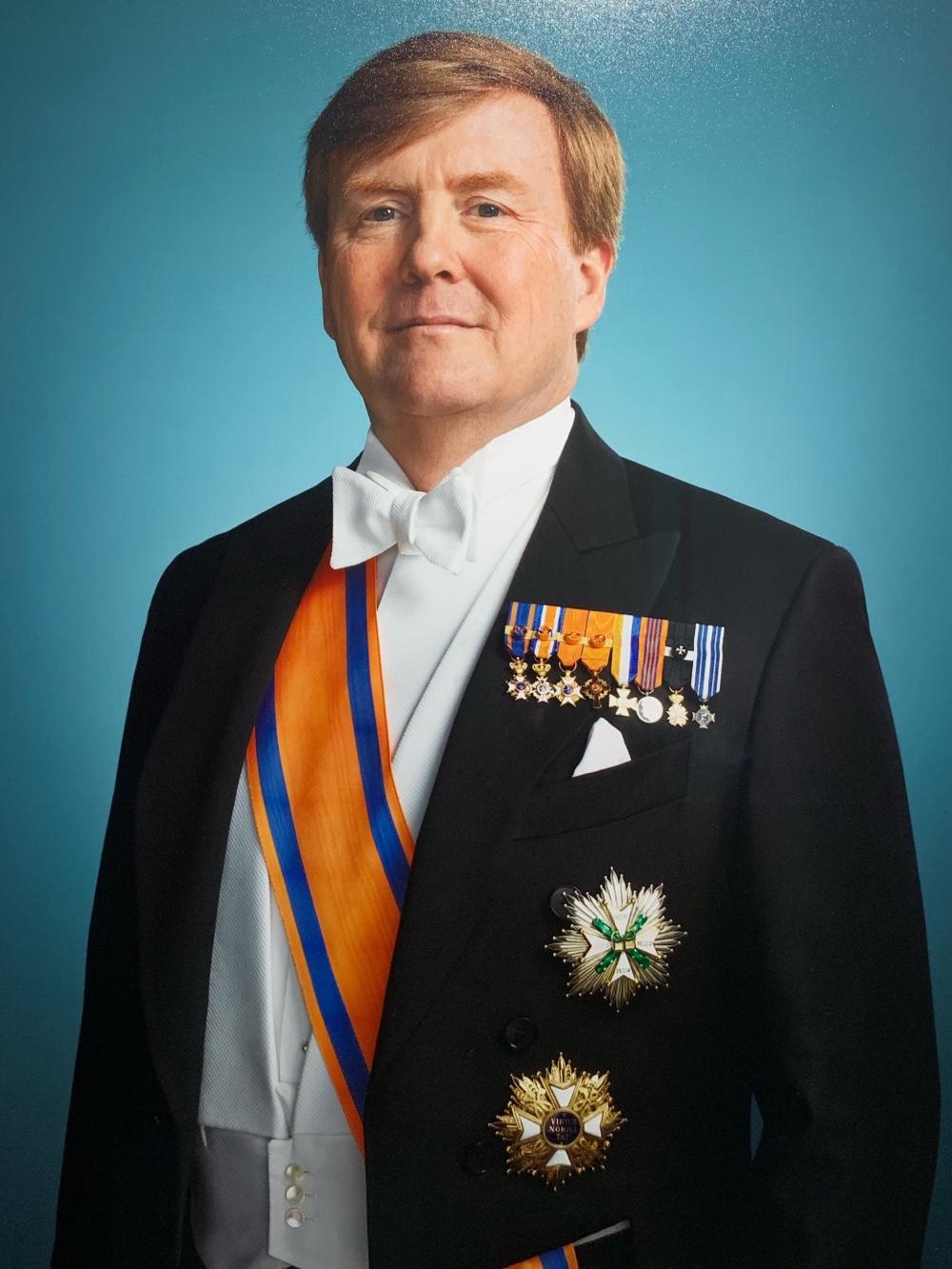 Willem Alexander van Erwin Olaf
