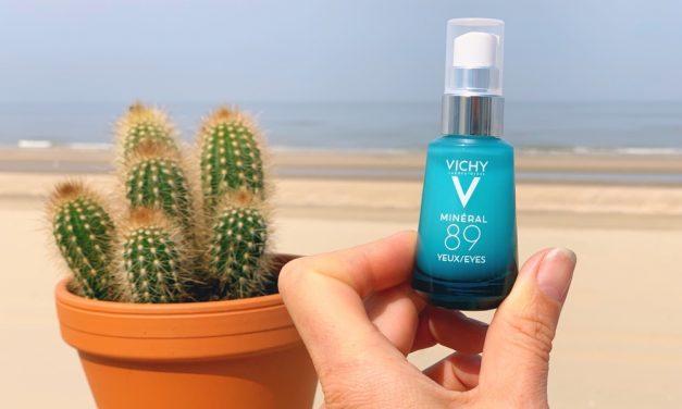 Mama Mia test: Vichy oogserum (Minéral 89 ogen)