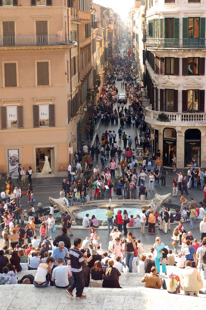 Leuke dingen doen in Rome - shoptips