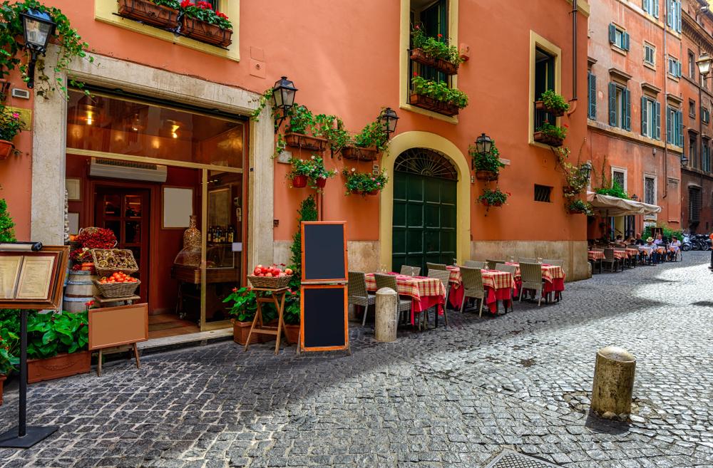 Rome tips - lekker eten