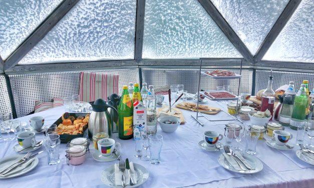 Ski amadé: culinair wintersporten