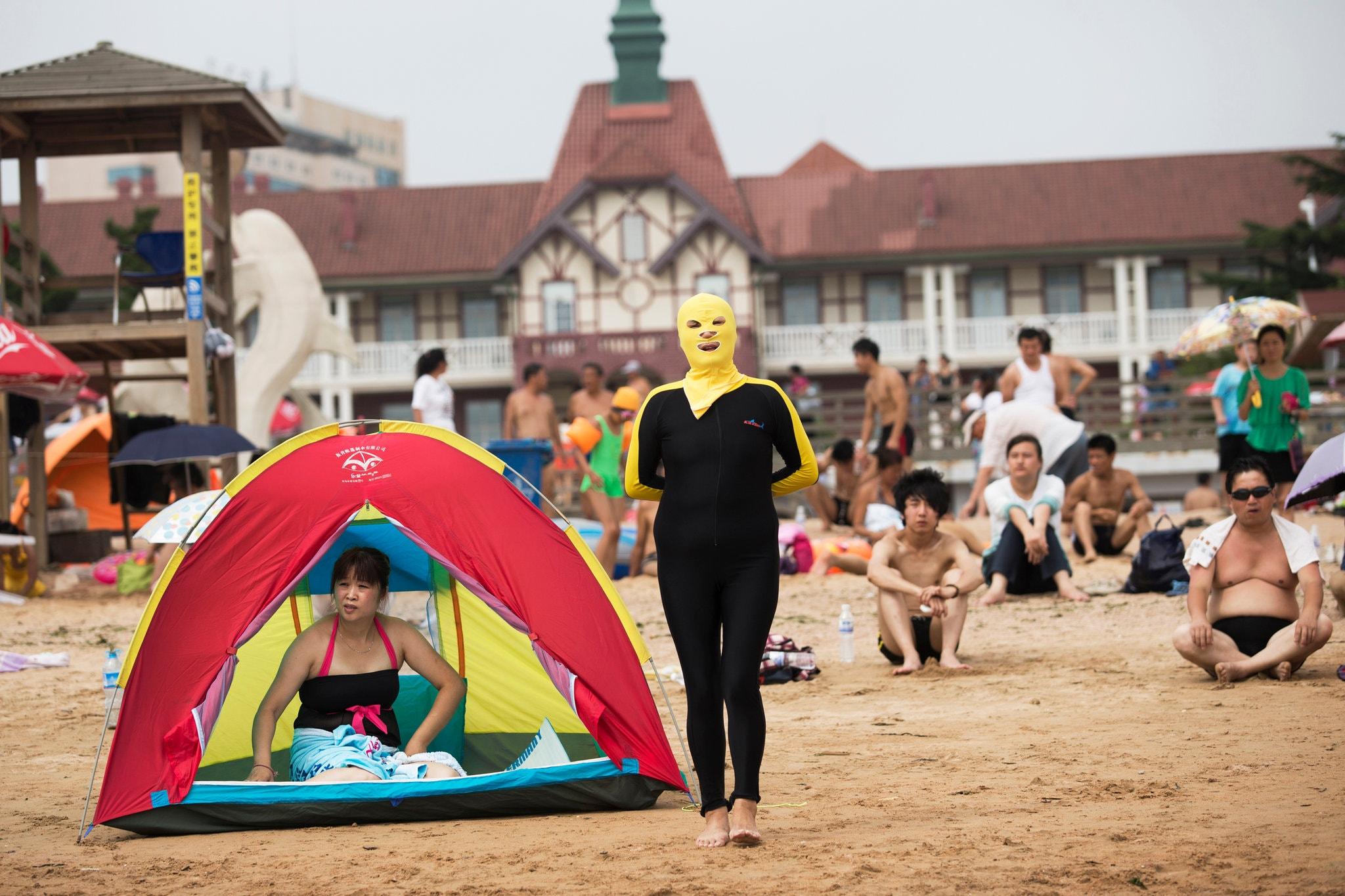 bijzondere zonbescherming in China