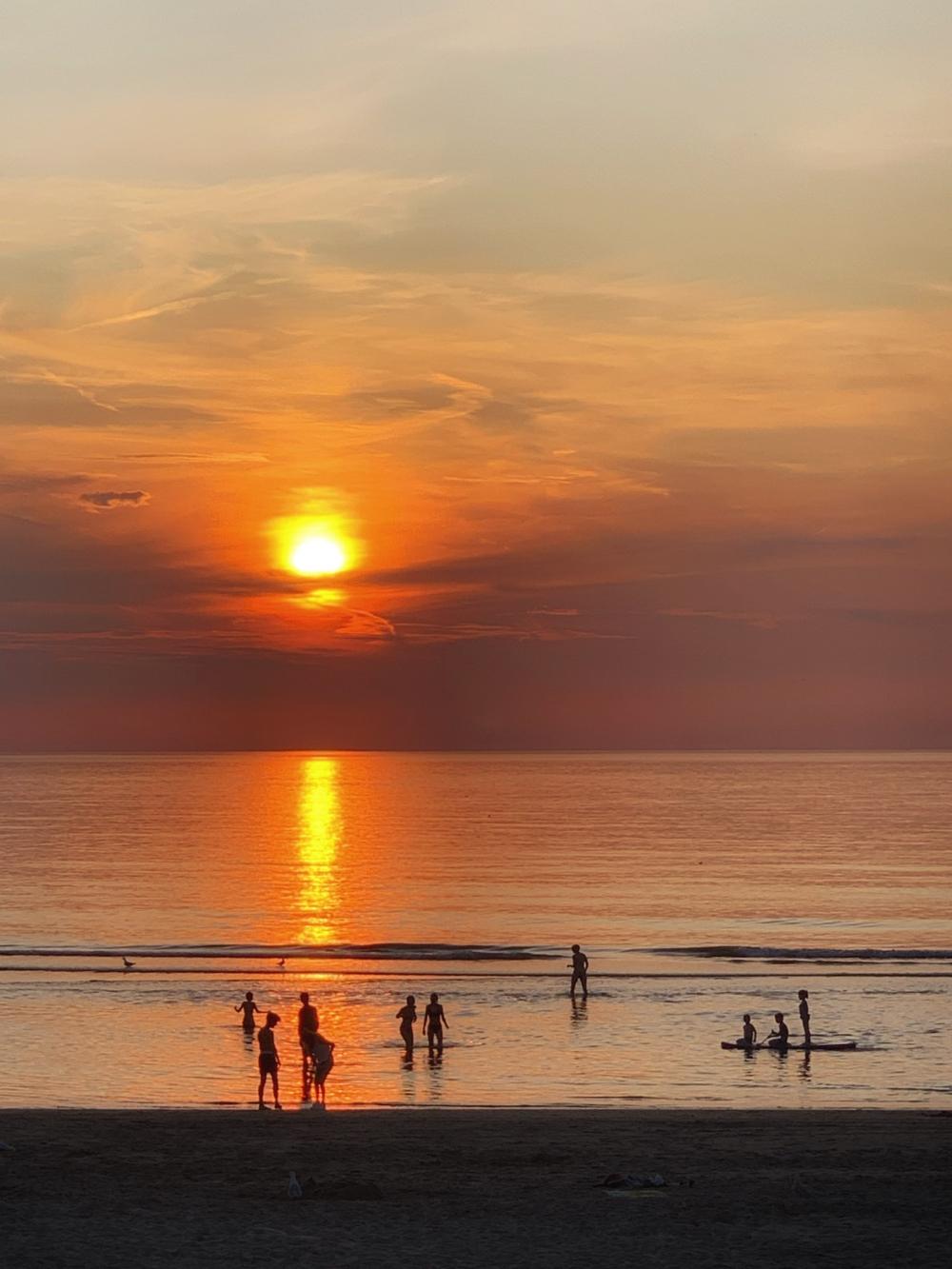 15x de allermooiste zonsondergangen in Zandvoort/Bloemendaal
