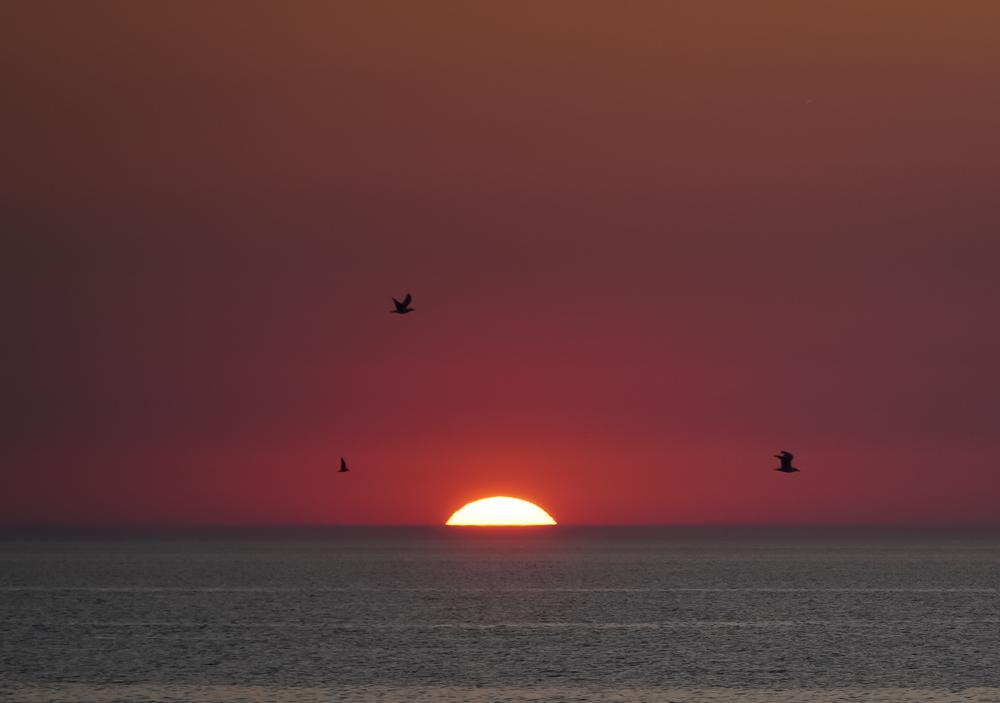 Sunset The Netherlands