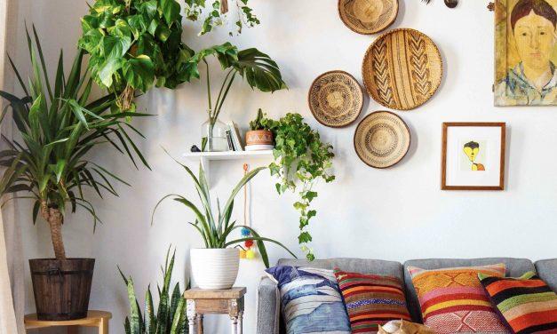 De bohemian trend – styling in 5 ruimtes