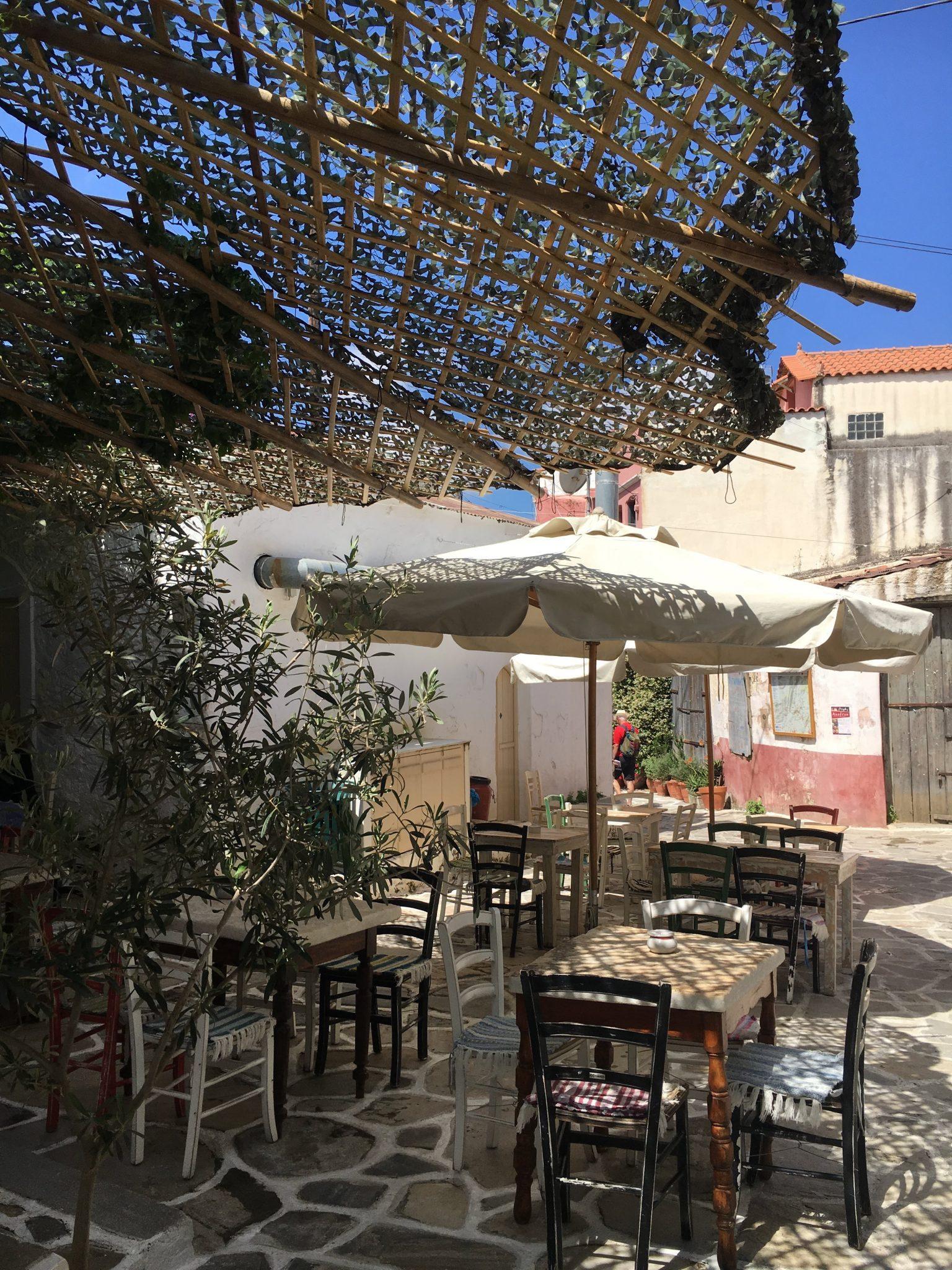 Roadtrip op Naxos - Chalki