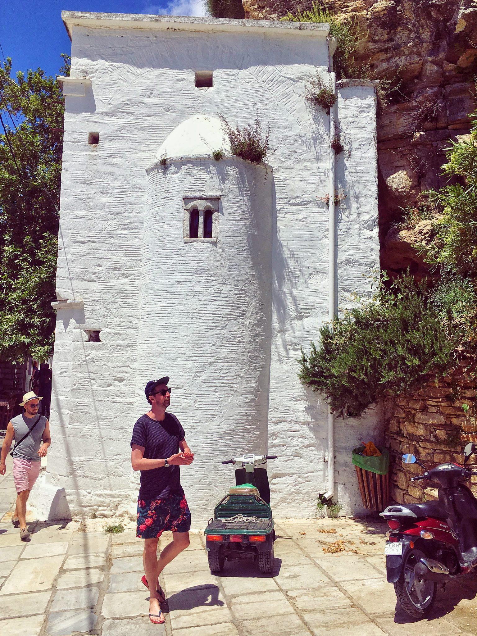 Naxos roadtrip - Apiranthos