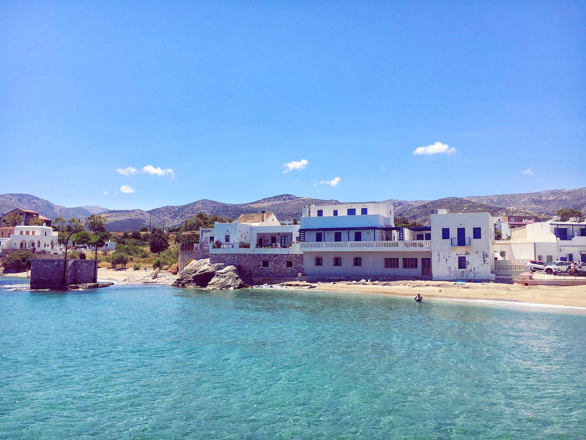 Roadtrip Naxos - Moutsouna
