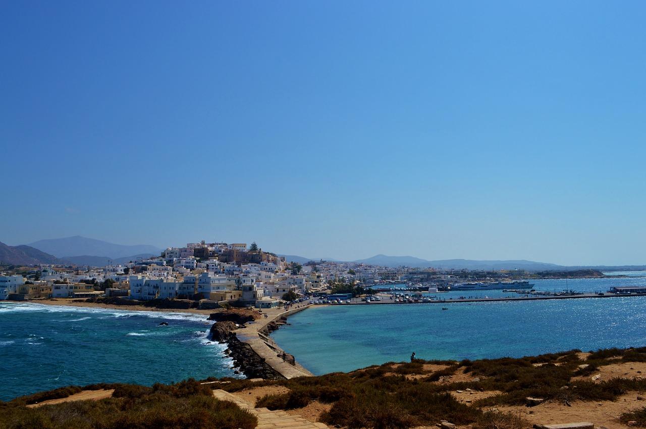 Stad Naxos