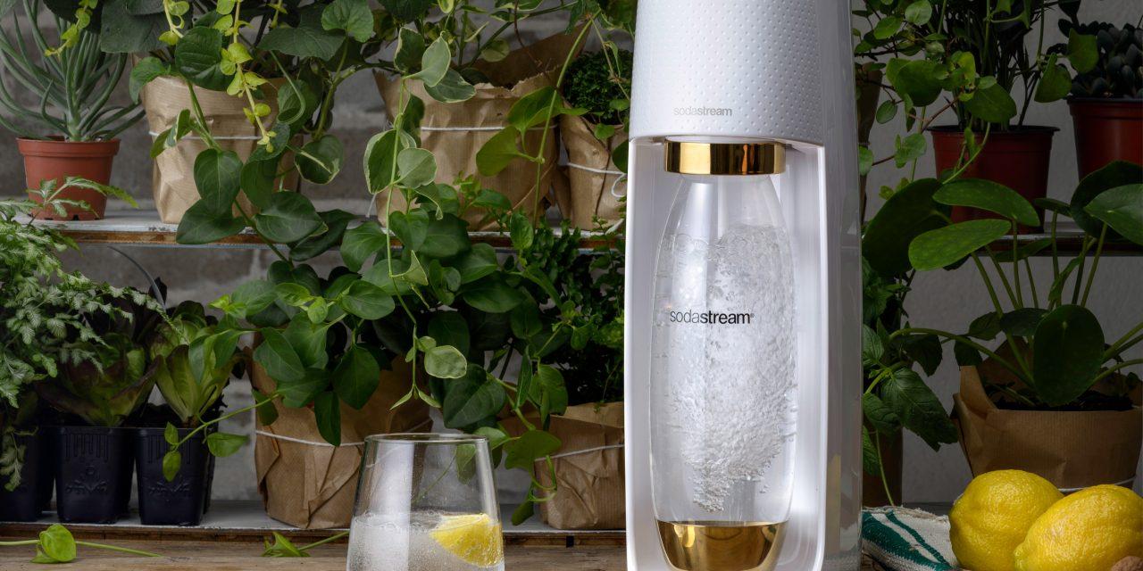 Perfect feestdagen cadeau: SodaStream Gold