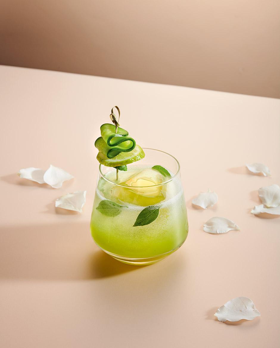 Sodastream cocktail