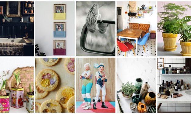 "Weekend finds 21: potjes, plantjes en ""coole"" oude dametjes"