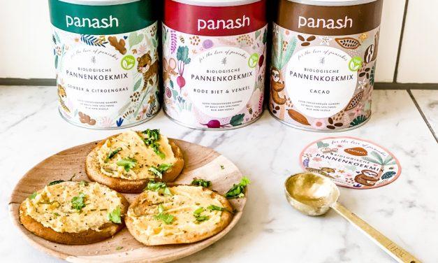 Lekker en gezond met de pannenkoekmix van Panash