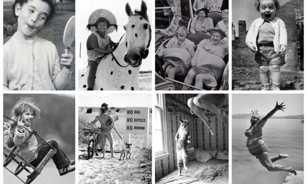 20 zwart-wit foto's waar je blij van wordt